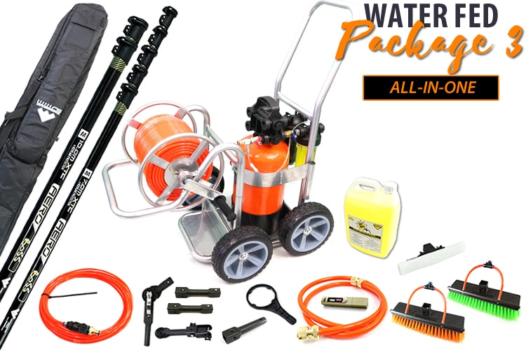 Water Fed Package 3 All-in-One