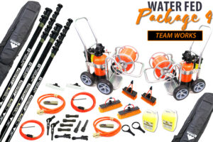 Water Fed Package 4 Team Works