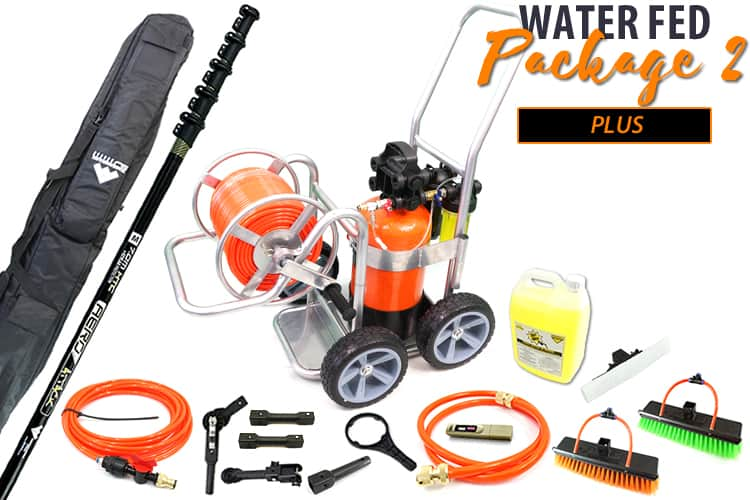 Water Fed Package Contractor 2 Plus