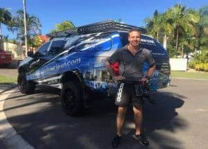 Window cleaning spotlight on Craig Berndsen from Sunshine Coast Mobile Cleaning