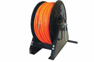 Steel Precision Reel with 100m hose