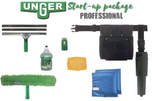 Unger Start-up Package Professional