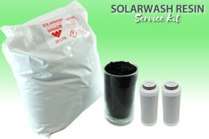 Solarwash Resin Service Kit