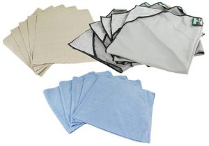 Window Cleaning Cloths