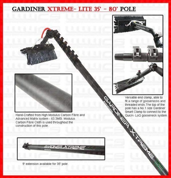 Gardiner Xtreme Lite