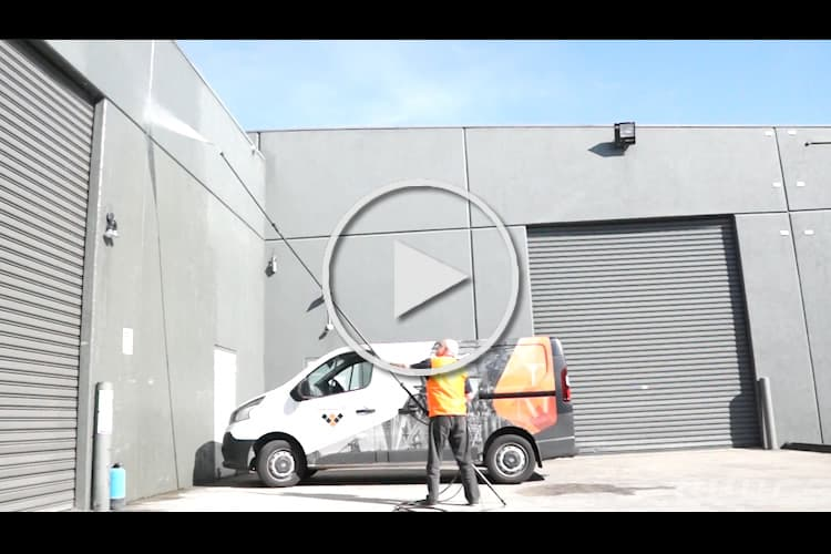 High Pressure Pole Hose Kit video