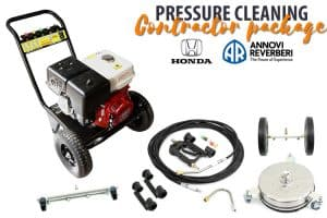 Contractor Pressure Cleaning Package