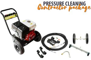 Contractort Pressure Cleaning Package