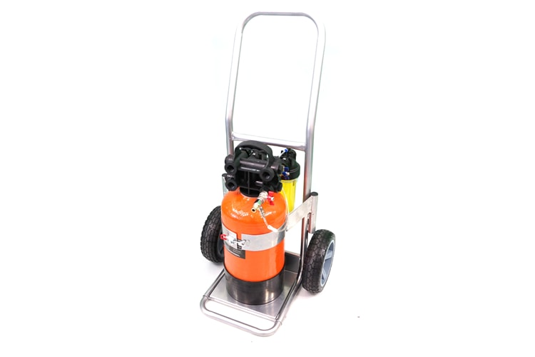Multi-Cart Trolley compact w 12.5L tank