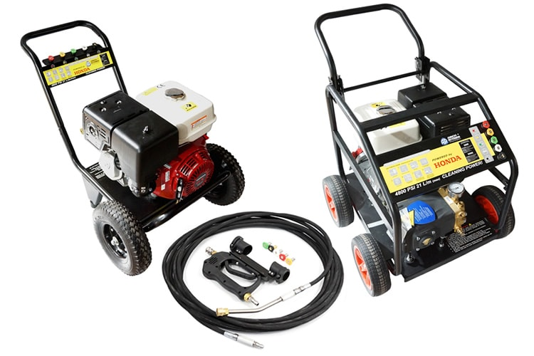 Pressure Cleaning Equipment