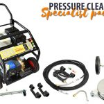 Specialist Pressure Cleaning Package