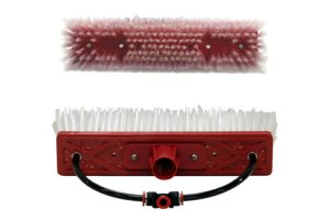 Tucker Dual Trim Nylon Brush
