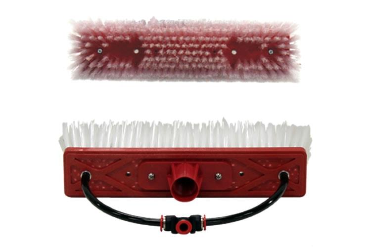 Tucker Dual Trim Nylon Brush