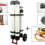 RHG Dual 40 with 2300W Pump
