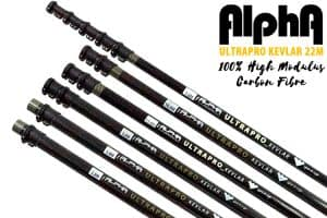 Alpha UltraPro Kevlar 22m