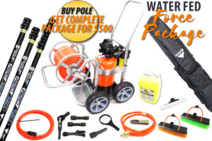 Water Fed Package Force 13m Package