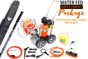 Water Fed Force-X Compact Package